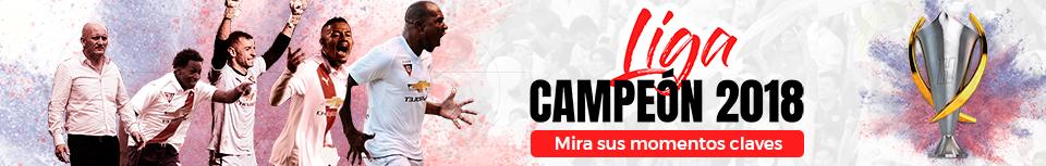 Especial Liga de Quito - Campeón 2018