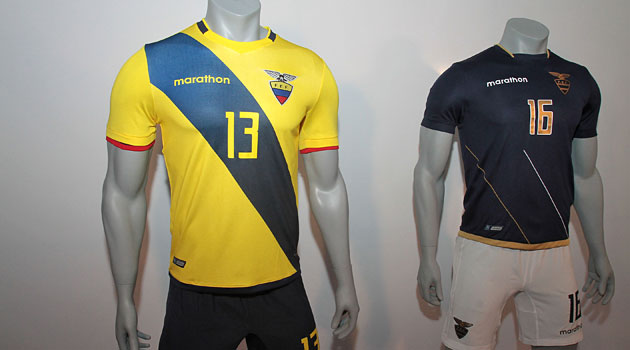 a40f7643c2e61 La Tri tiene nueva piel para la Copa América Centenario