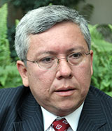 Fausto Ortiz, analista Económico