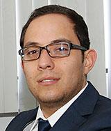 Nicolás Acosta, economista y catedrático de la PUCE