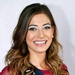 Ana Carolina Carvajal, candidata a Reina de Quito