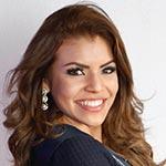 Cristina Puma, candidata a Reina de Quito