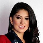 Daniela Romero, candidata a Reina de Quito