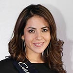 Nicole Izquierdo, candidata a Reina de Quito