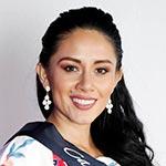 Sandy Valencia Tufiño, candidata a Reina de Quito