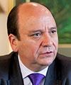 Fiscal General del Estado: Carlos Baca Mancheno