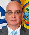 Tribunal Contencioso Electoral: Patricio Baca Mancheno (presidente)