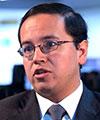 Superintendente de Economía Popular y Solidaria: Patricio Rivera Yánez