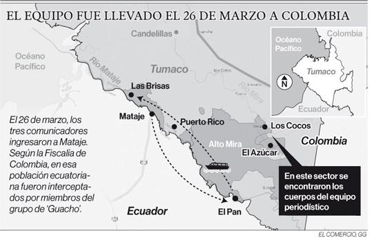 Ricardo Rivas: 'El engaño también es parte del delito de secuestro'