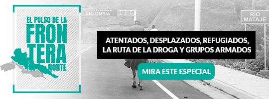 Especial multimedia: EL PULSO DE LA FRONTERA NORTE