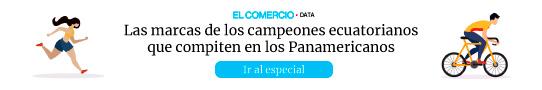 ESPECIAL: Revise las marcas de los campeones ecuatorianos que compiten en los Panamericanos