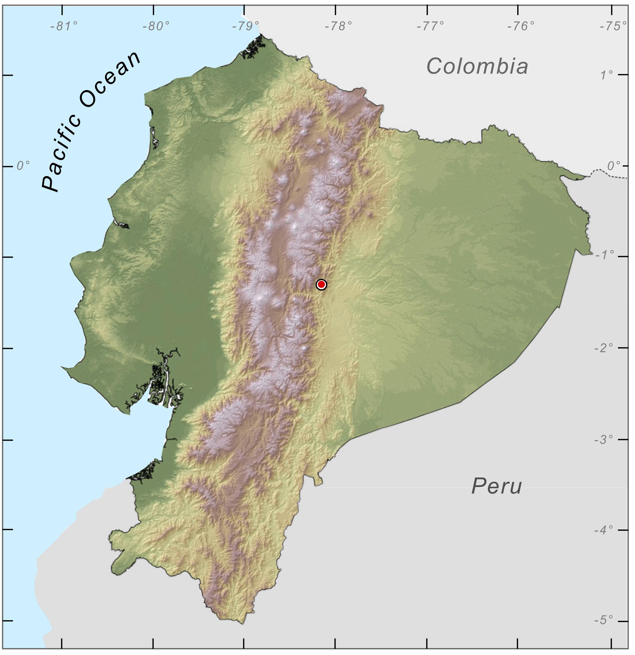 Una nueva especie de rana de cristal fue descubierta en Ecuador