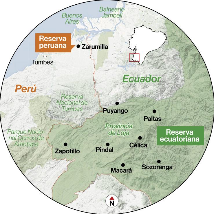Mapa primera zona de
