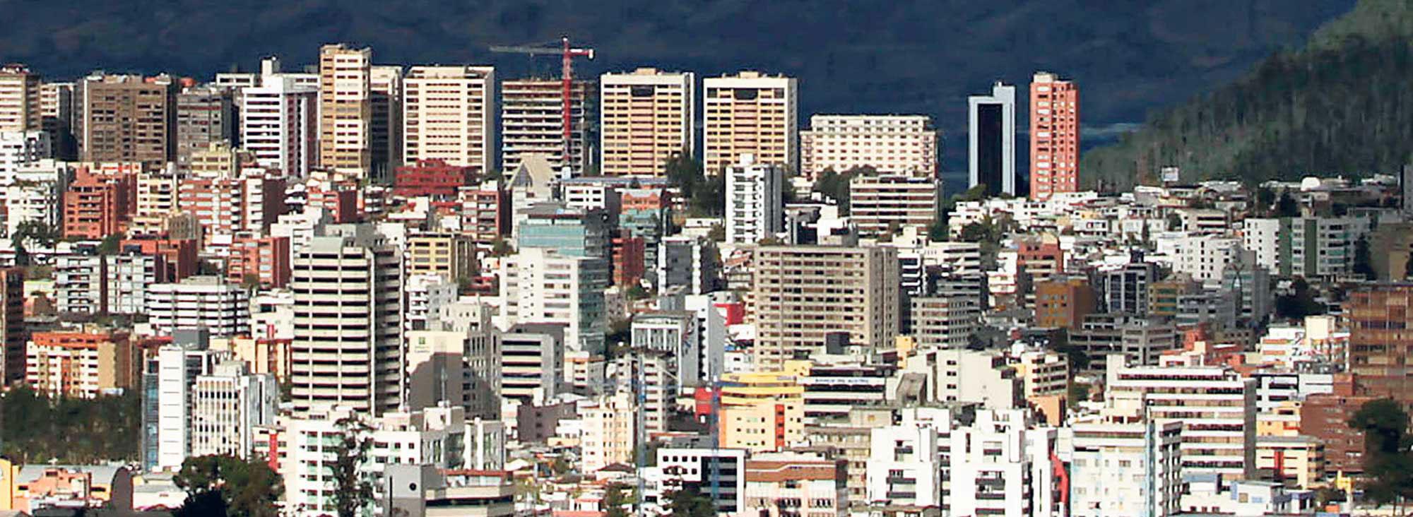 Lo gris y lo verde de los edificios :: Planeta :: EL COMERCIO