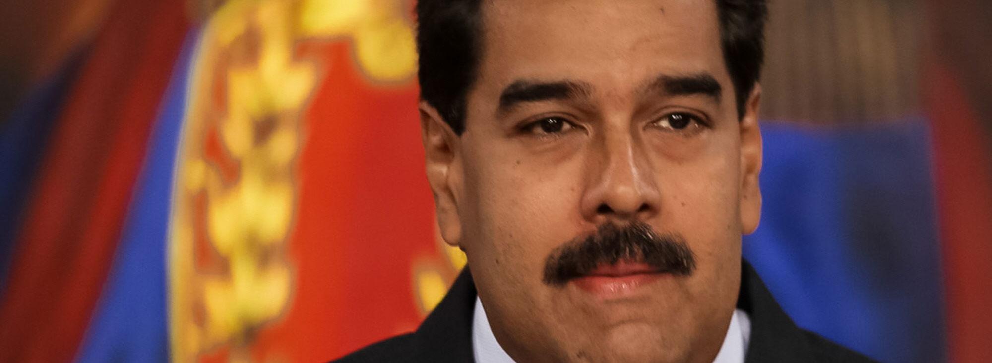 Maduro felicidad
