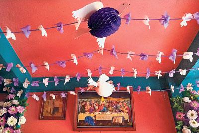 Fiesta de la Santa Cruz
