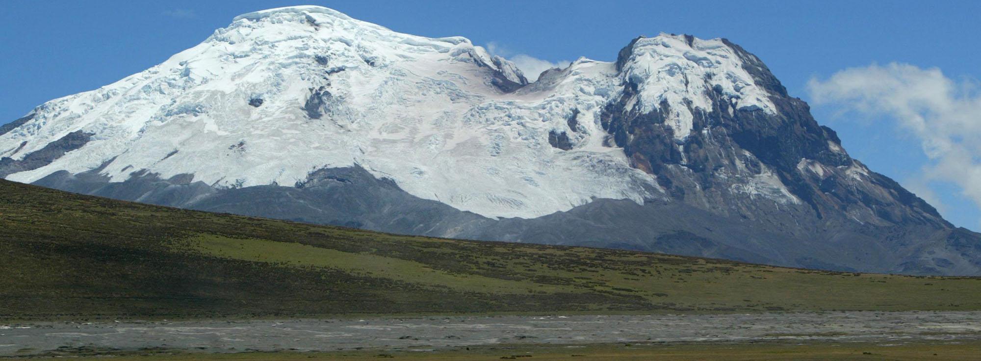 Antisana, es la fuente del agua para Quito.