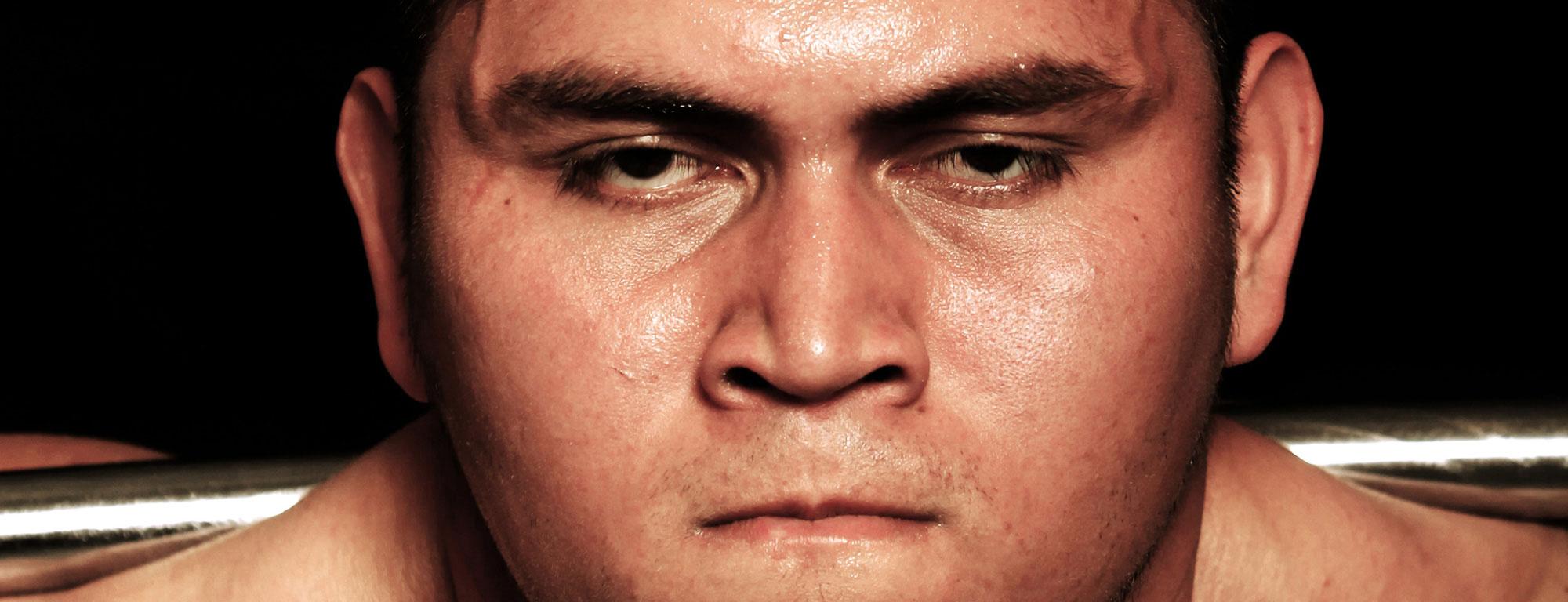 Los rostros del esfuerzo físico