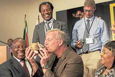Homo Naledi salió a la luz