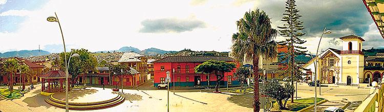 Plaza de El Valle