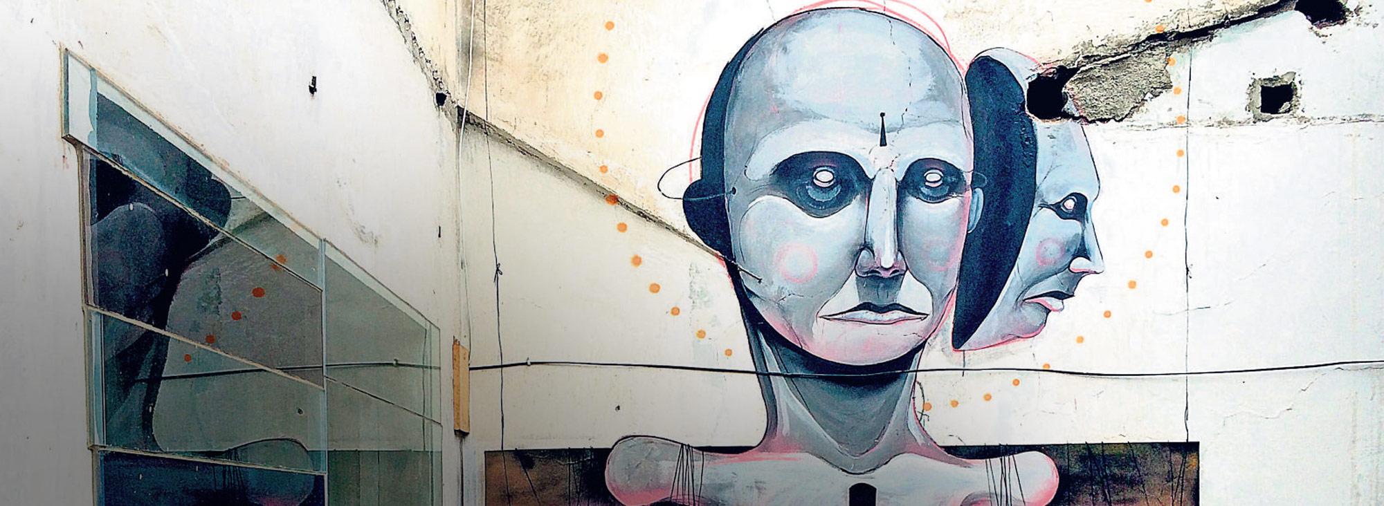 grafiti slider