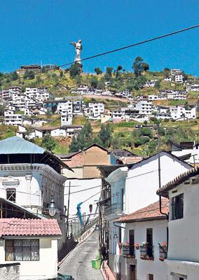Los tres colores de Quito