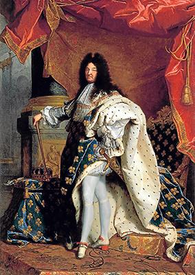 Rey sol de Francia