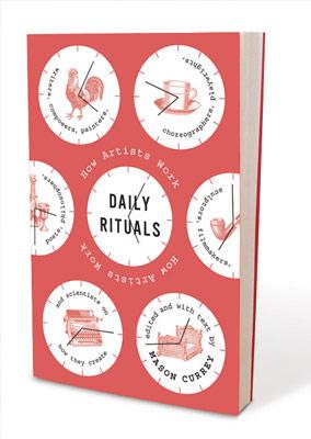 'Rituales cotidianos: cómo trabajan los artistas'