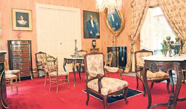 Casa de María Augusta Urrutia