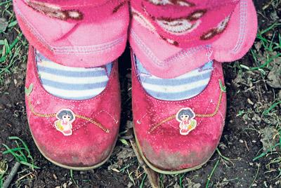 Historias en zapatos 1