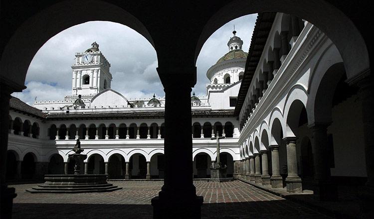 El convento de La Merced