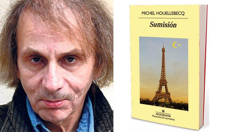 La novela de Houellebecq