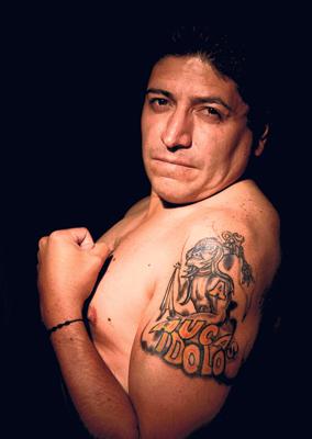 Javier Suárez, de 35 años