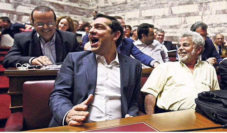 El primer ministro griego