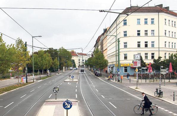 La Eberswalder Strasse