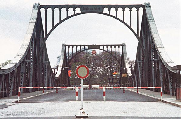 El puente Glienicker