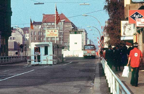 legendario 'checkpoint Charlie'