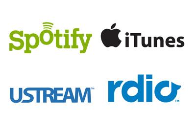 Servicios de radio online