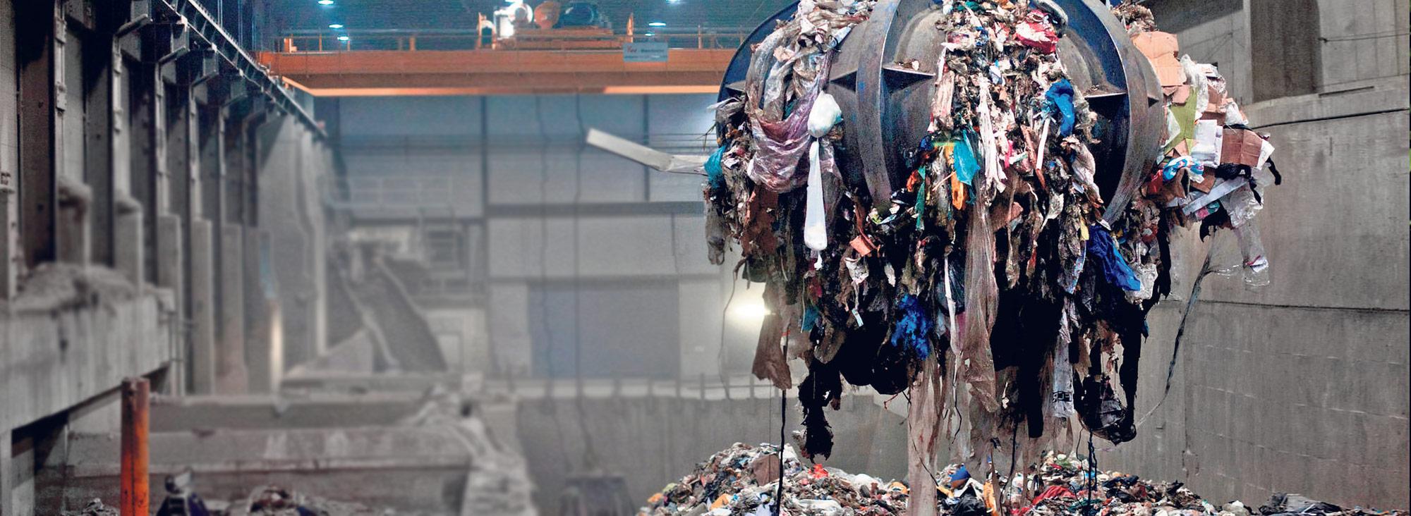 En la planta de Klemetsrud, ubicada en Oslo, los desechos se convierten en energía que mueve a Noruega.