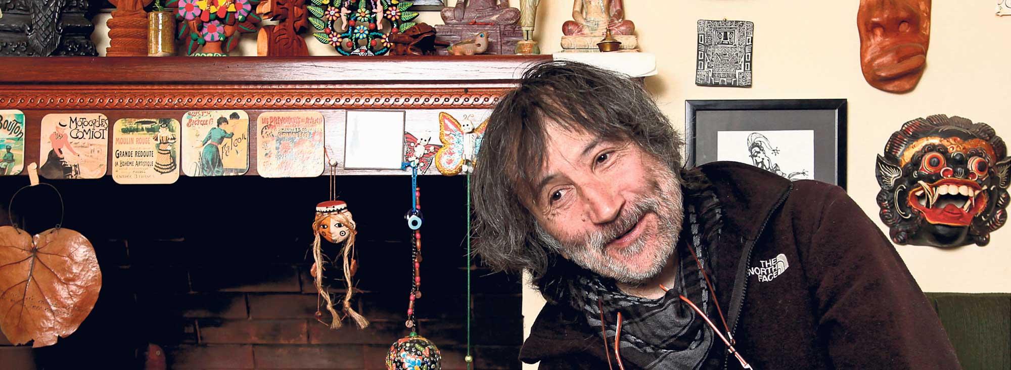 Entrevista Pocho Álvarez