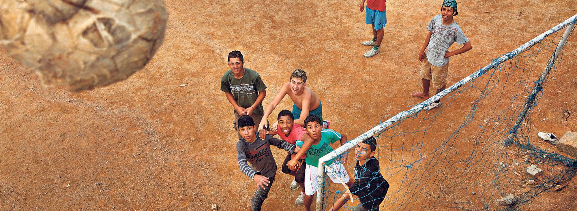 Reglas del fútbol callejero: el