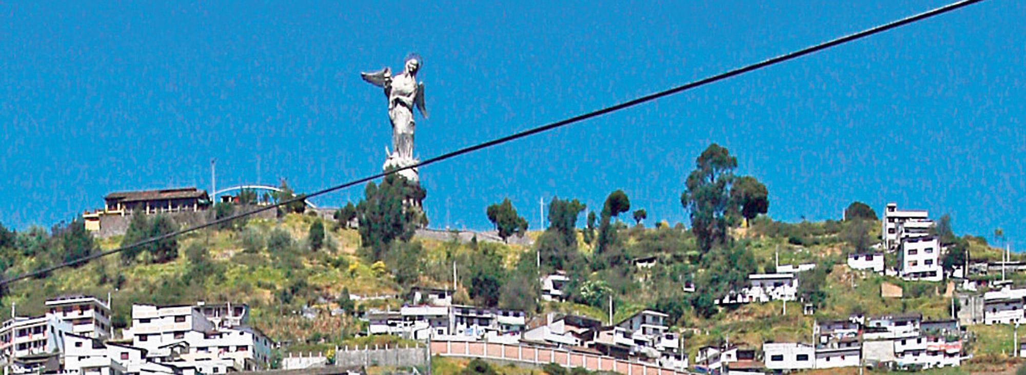 Los colores de Quito