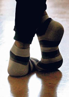 Ensayos de danza